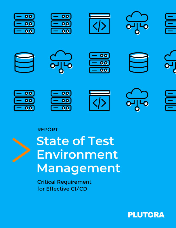 Report State of Test Environment Management