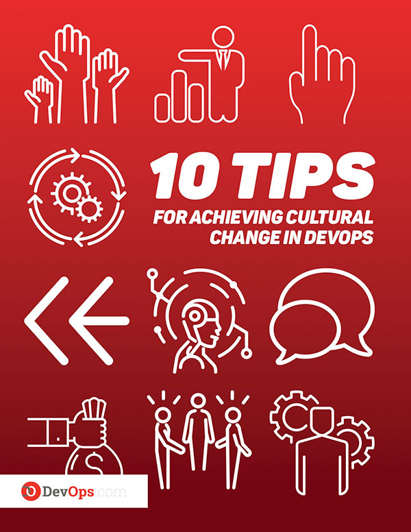 10 Tips DevOps cultural change