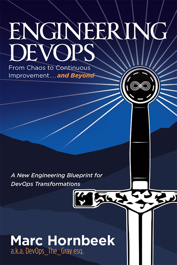 Engineering DevOps Book - Marc Hornbeek